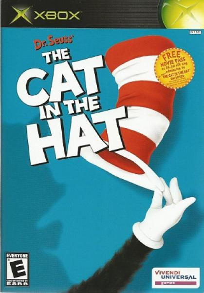 XBOX Cat in the Hat