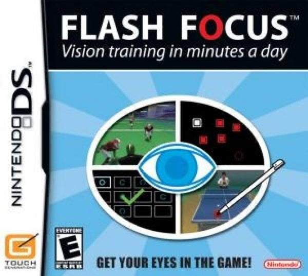 NDS Flash Focus