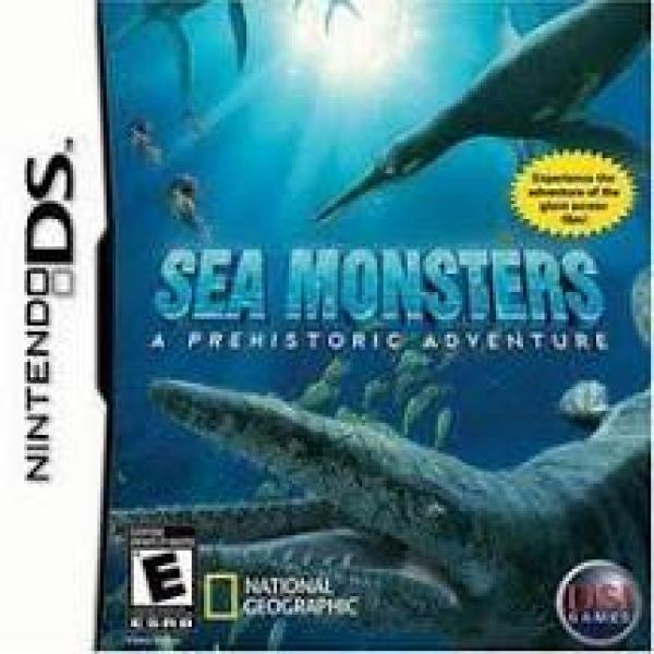 NDS Sea Monsters - A Prehistoric Adventure