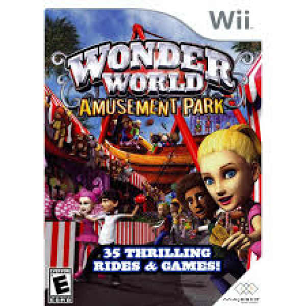 Wii Wonder World - Amusement Park