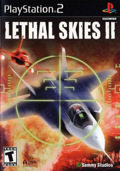 PS2 Lethal Skies II 2