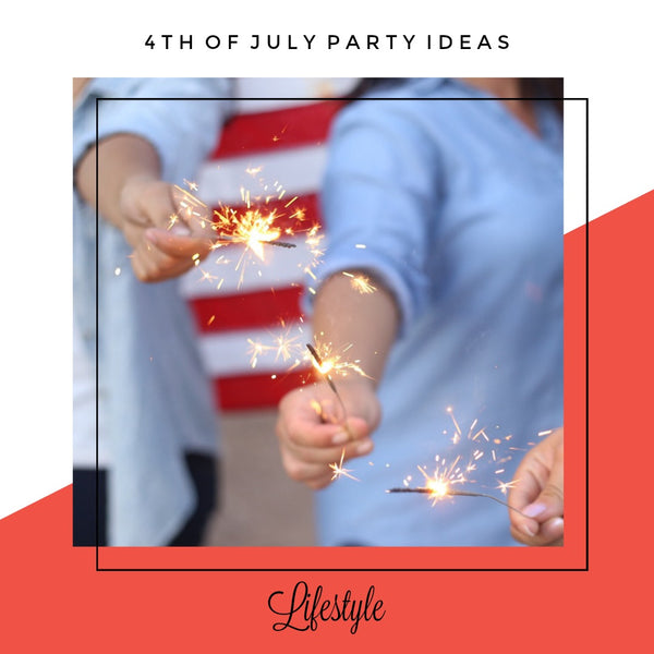 Pinterest Worthy 4th of July Party Ideas