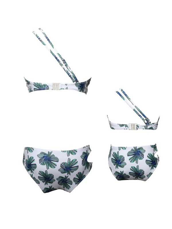 Tropical Girls Two Piece Swimsuit - Playground Couture