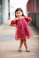 Starlight Tulle Dress - Playground Couture