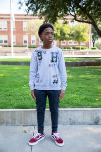 Prep Boy's Sweatshirt - Playground Couture