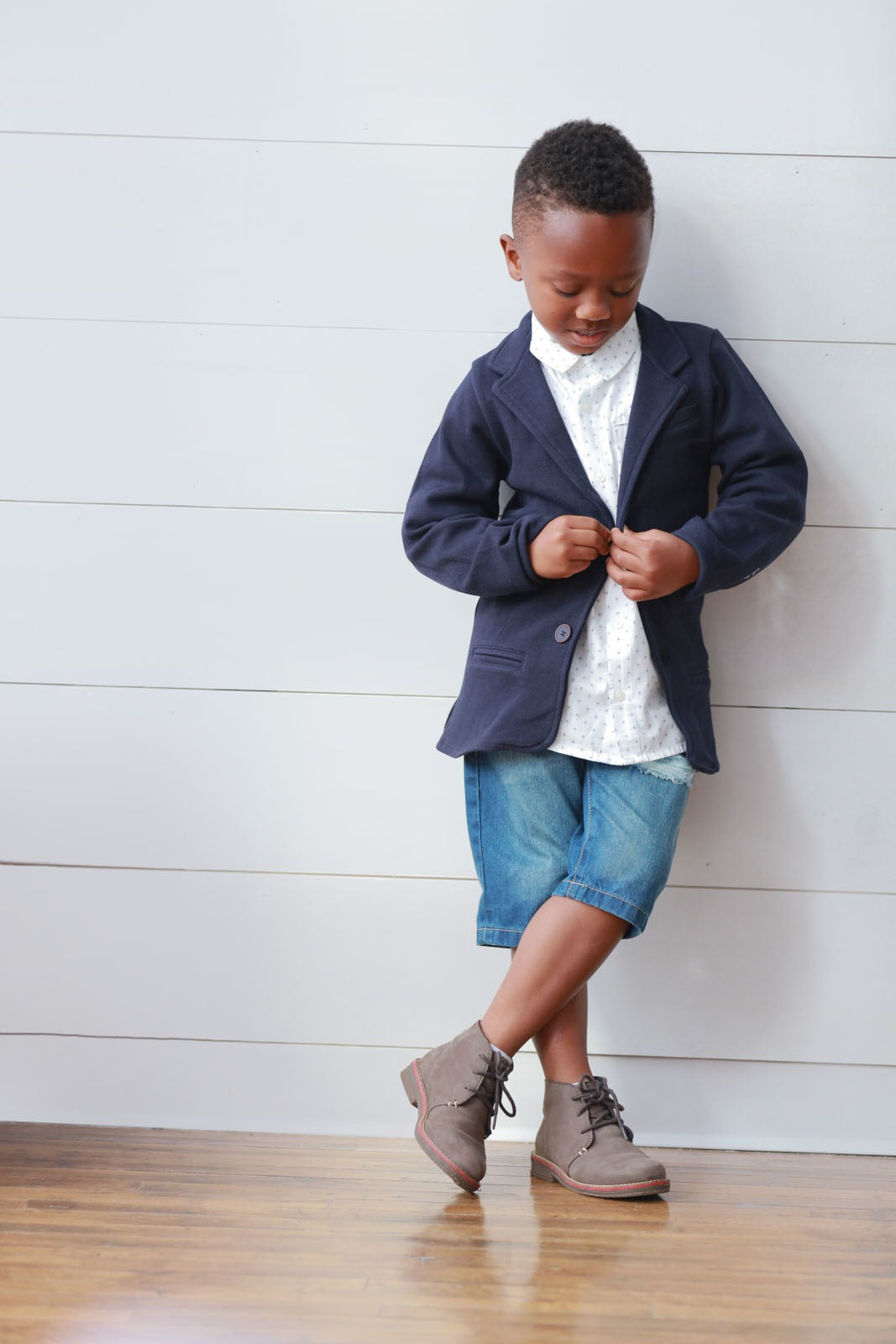 Casual Boy's Blazer - Playground Couture