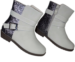 Sparkle Me Boots - Playground Couture