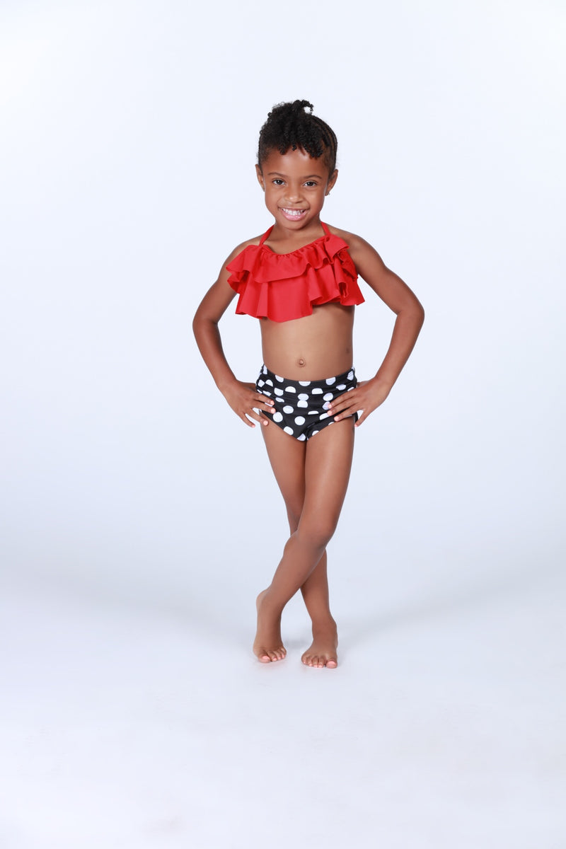 Havana Girls Two Piece Swimsuit - Playground Couture