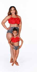 Havana Mom Swimsuit Top - Playground Couture