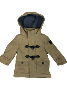 Daniel Wool Duffle Coat - Playground Couture