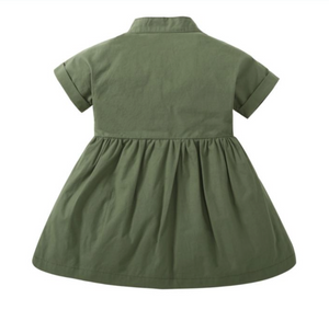Jane Casual Dress - Playground Couture
