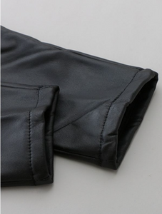 Faux Leather Pants (Unisex)