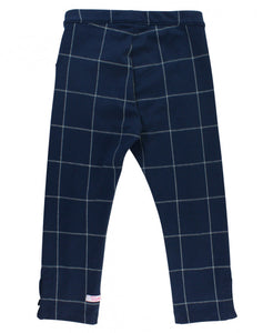 Claire Windowpane Pants - Playground Couture