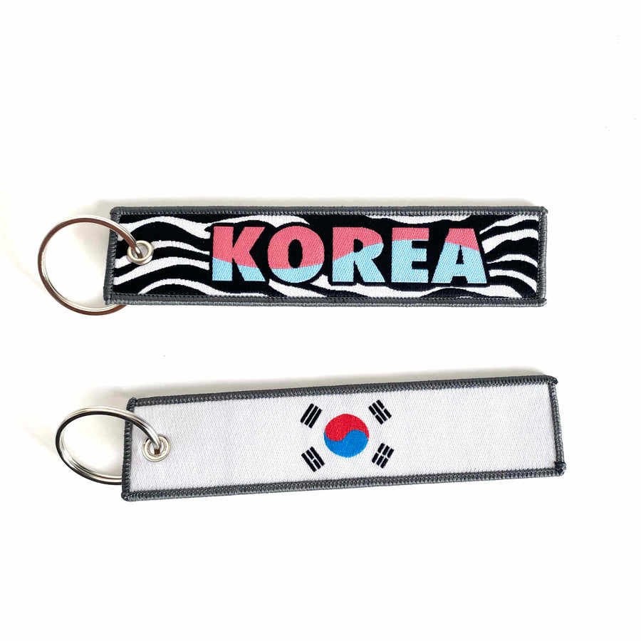 South Korea Tag