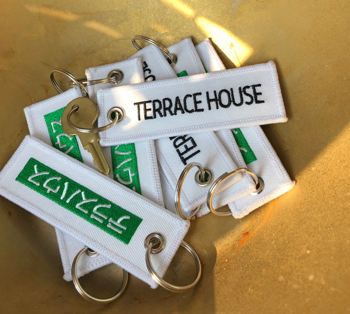 """Terrace house"" Tag"