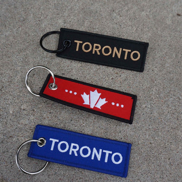 Toronto Mini Travel Tag