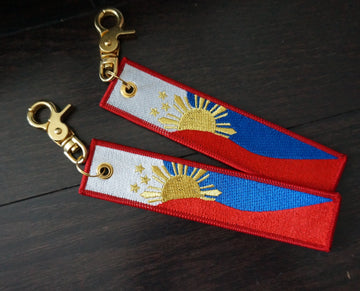 Philippines Travel Tag