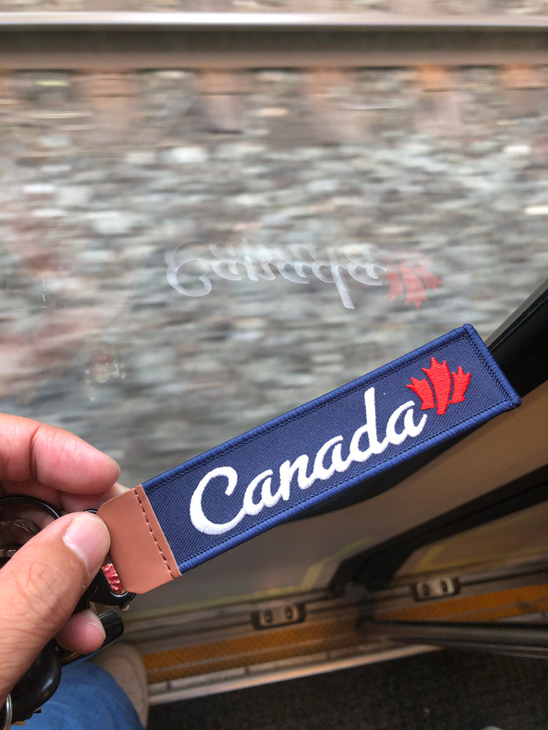 "Canada Tag - ""True North"""