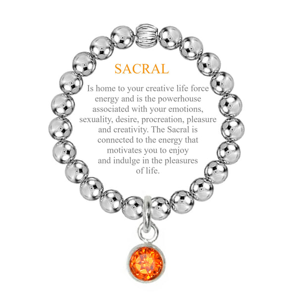 The Sacral Chakra Colour, Meaning and Purpose