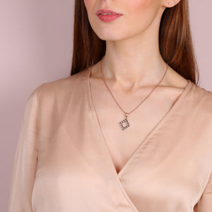 Balance Charm Necklace - globalsoul