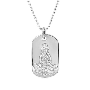 Compassion Buddha Necklace - globalsoul