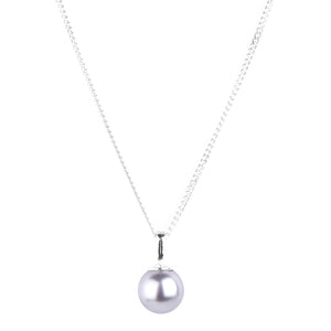 Pearls of Wisdom Dropper Necklace - globalsoul