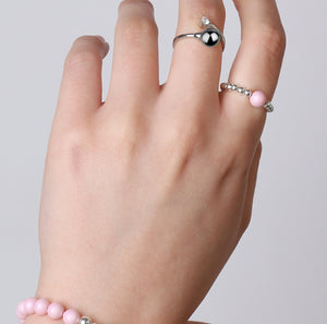 Pearl of Wisdom Ring - globalsoul