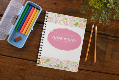 Memories From Mom - Life Reflection Journal Bundle