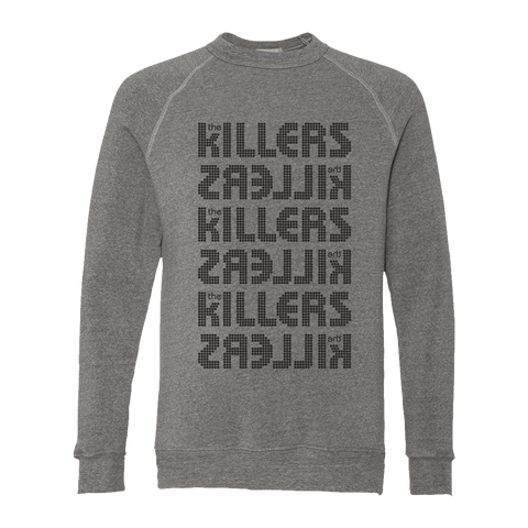 The Killers Logo Official Sweatshirt