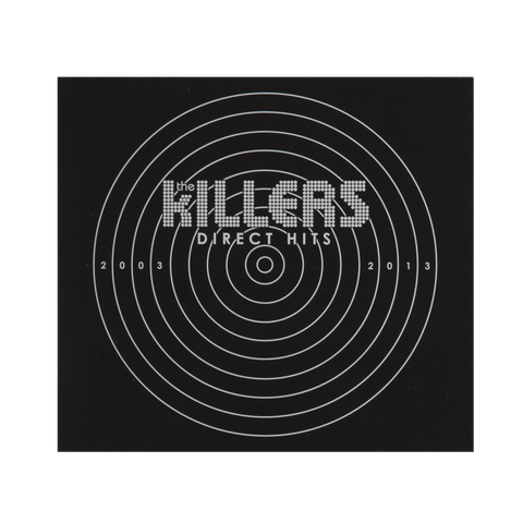 The Killers - <i>Direct Hits</i> Deluxe CD