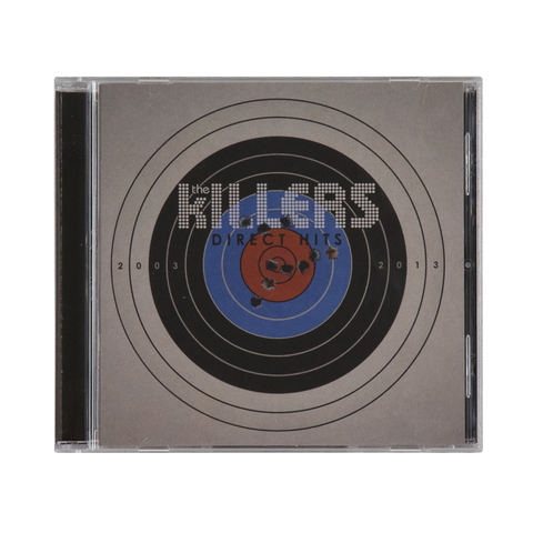 The Killers - <i>Direct Hits</i> Standard CD