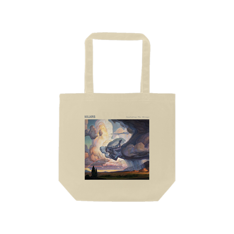 ITM Album Art Tote Bag (Natural)