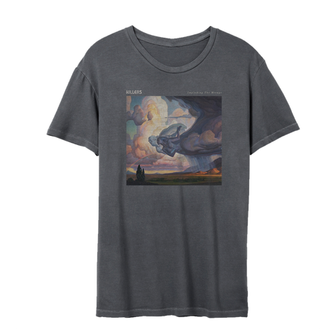 Imploding the Mirage Cover Art T-Shirt + Digital Album