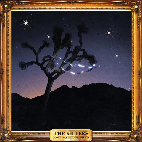 The Killers - <i>Don't Waste Your Wishes</i> CD