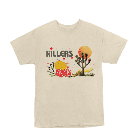 Wonderful Wonderful Desert Cream T-Shirt