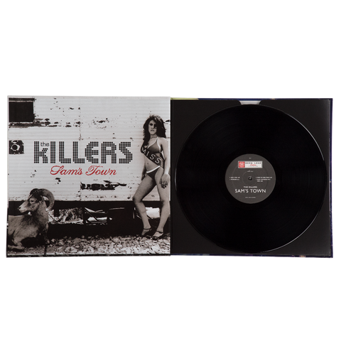 The Killers - <i>Sam's Town</i> 10th Anniversary Vinyl 2LP
