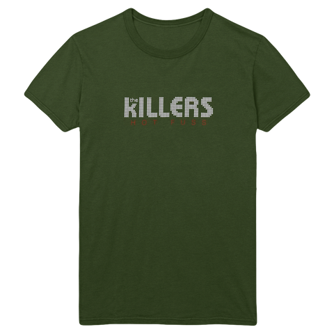 Hot Fuss Era Green T-shirt