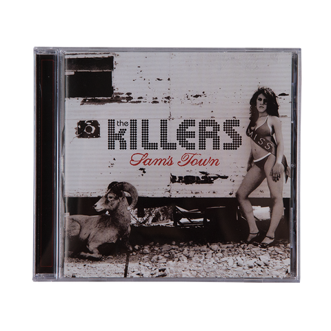 The Killers - <i>Sam's Town</i> CD