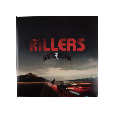 The Killers - <i>Battle Born</i> Vinyl 2LP