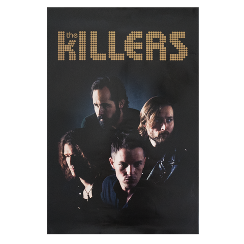 The Killers Classic Poster