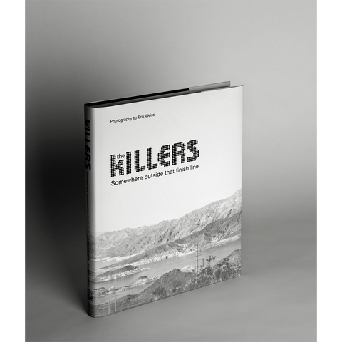 The Killers - Somewhere outside that finish line - Book