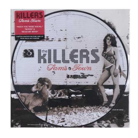 "The Killers - <i>Sam's Town</i> Picture Disc 12"" Vinyl LP"