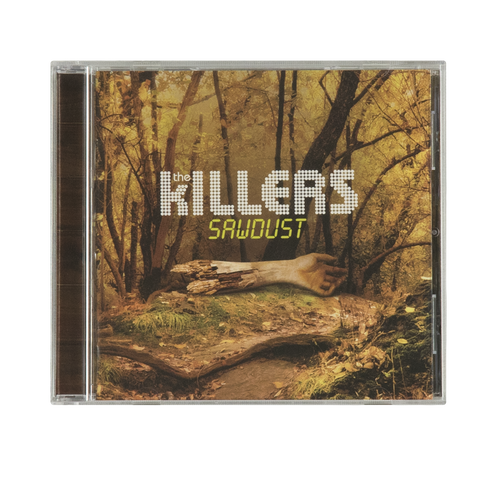 The Killers - <i>Sawdust</i> CD