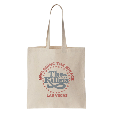 ITM Star Logo Tote Bag (Natural)