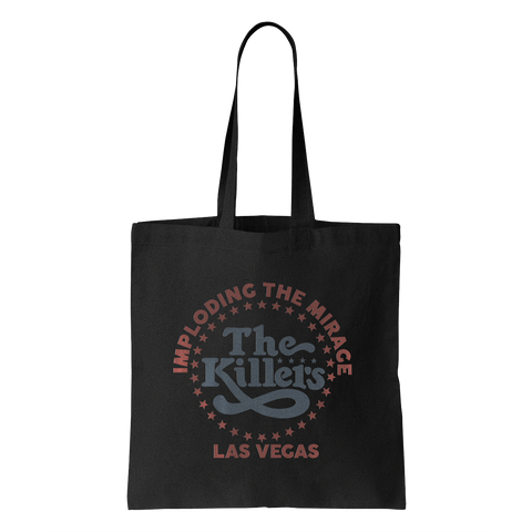 ITM Star Logo Tote Bag (Black)