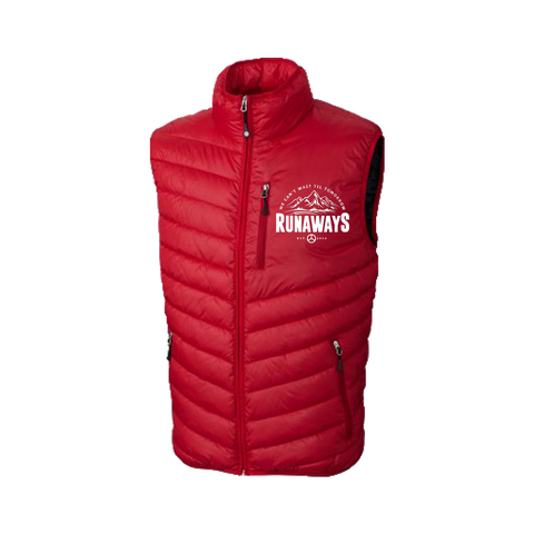 The Killers Red Runaways Vest