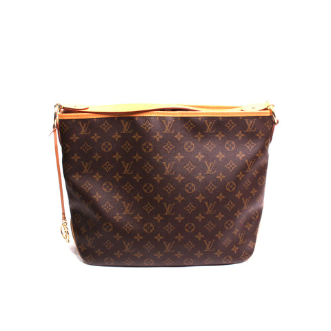 Louis Vuitton Monogram Delightful MM Shoulder Bag