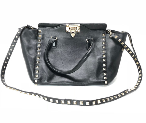 Valentino Rockstud Leather Purse