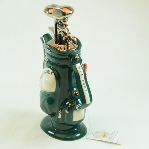 The Teapottery Teacaddy Golf Bag English Teapot, 9.5""