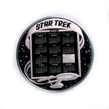 Sterling Silver Star Trek 25th Anniversary Coin